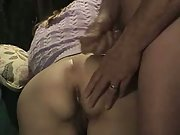Anal invasion internal ejaculation